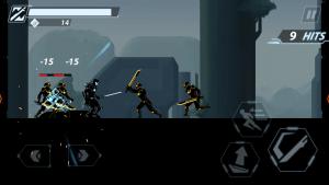 Overdrive - Ninja Shadow Revenge apk