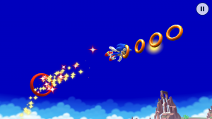 Sonic Runners Adventure игра