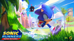 Sonic Runners Adventure скачать