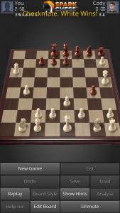 SparkChess Pro для Андроид