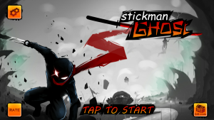 Stickman Ghost Ninja Warrior скачать