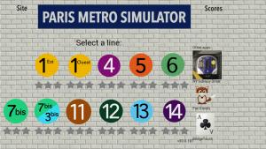 скачать симулятор метро Парижа