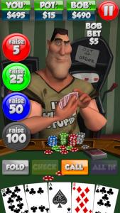 Poker With Bob игра