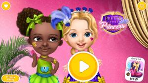 Pretty Little Princess - Dress Up, Hair & Makeup скачать