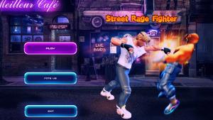 Streets Rage Fighter скачать