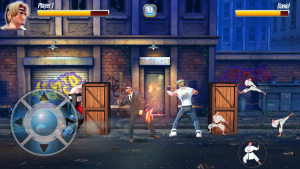 Streets Rage Fighter free download