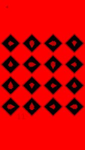 red game for Android