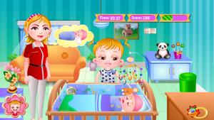 Baby Hazel Newborn Vaccination на Android