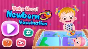 Baby Hazel Newborn Vaccination скачать