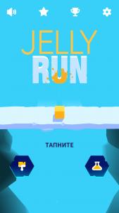 Jelly Run скачать