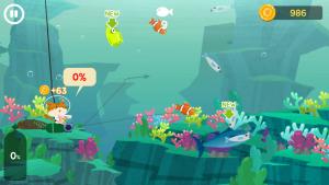 The Fishercat для Андроид