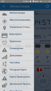 Weather Station для Андроид