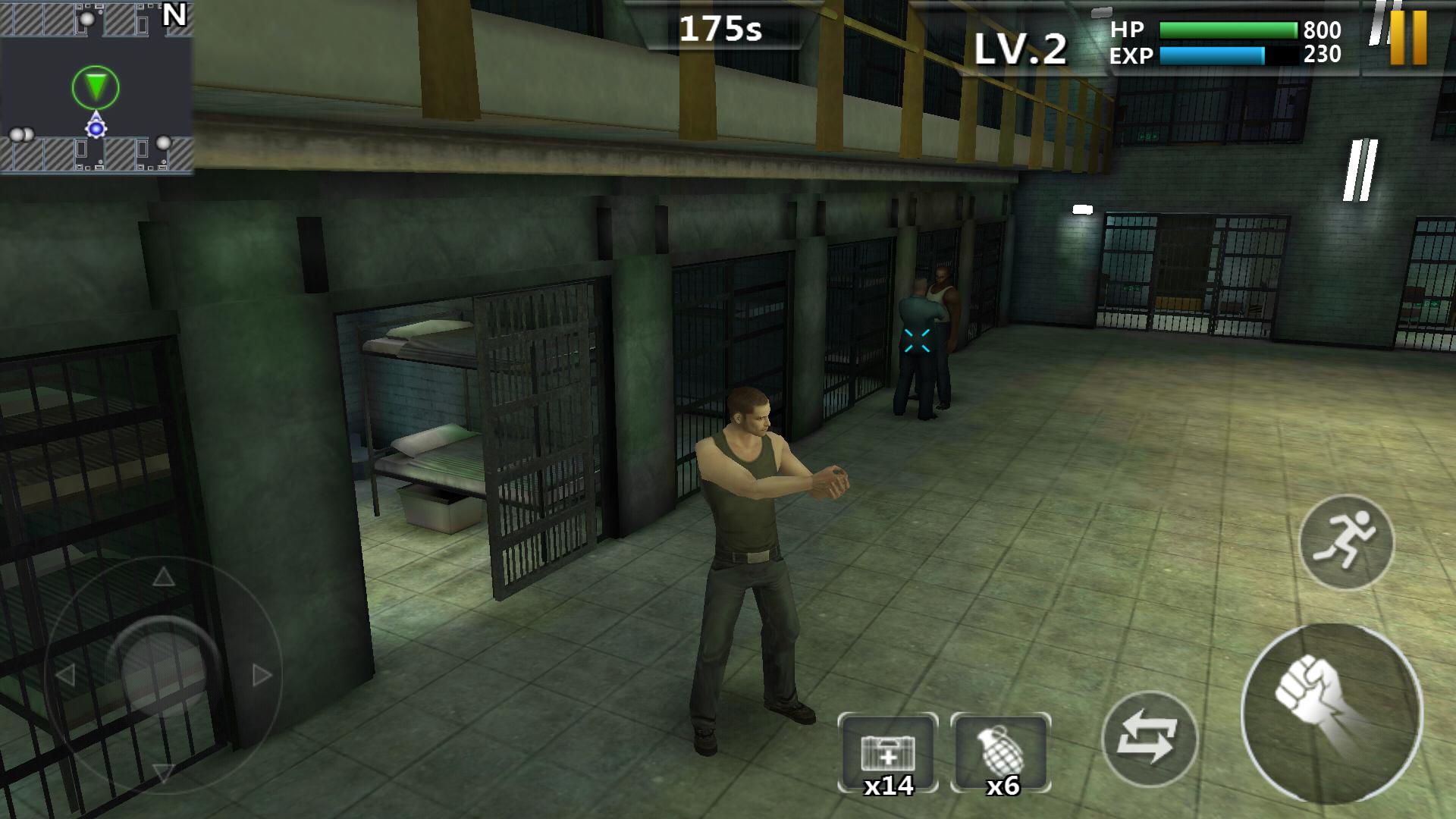 игровой автомат побег из тюрьмы
