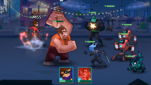 скачать Disney Heroes Battle Mode