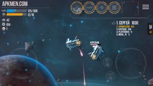 Galaxy.io Space Arena на андроид
