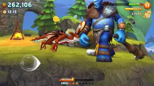 Hungry Dragon™ на андроид