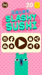 Slashy Sushi скачать игру для андроид