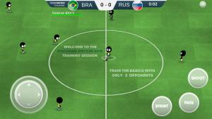 Stickman Soccer 2018 на андроид скачать