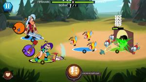 Мечи и приключения — «Могучие магимечи» на Андроид