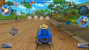 игра Beach Buggy Racing 2