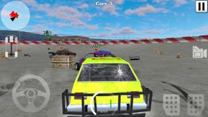 Demolition Derby 3 игра для Андроид