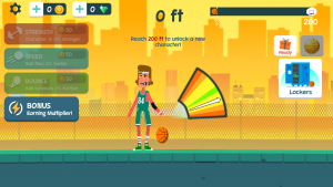 BasketBall Orbit скачать