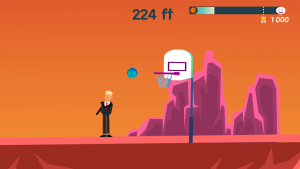 BasketBall Orbit game for Android