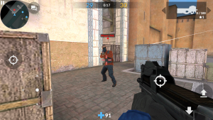 Critical Strike CS: Counter Terrorist Online FPS игра