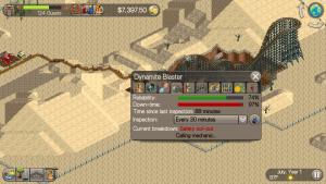 Скачать игру RollerCoaster Tycoon® Classic на Андроид- APKMEN