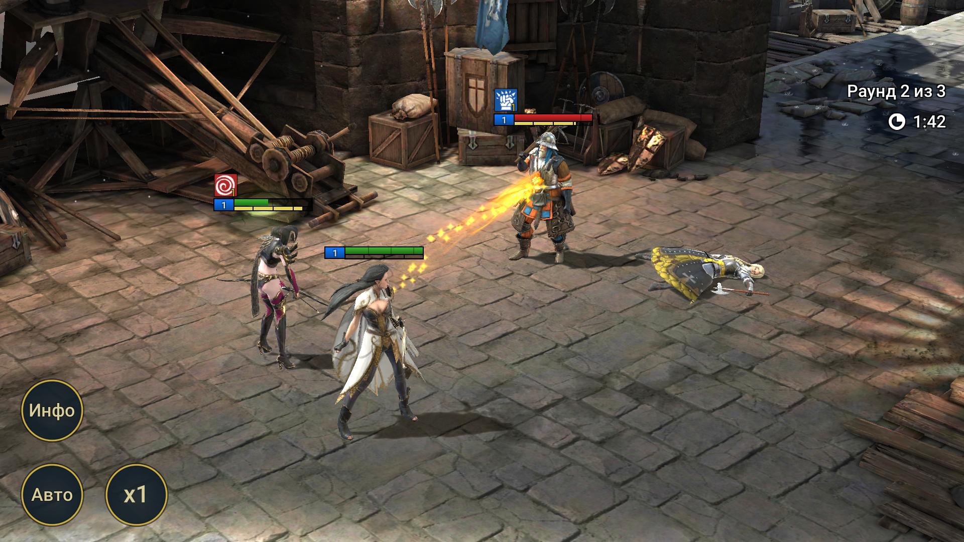 Скачать игру RAID: Shadow Legends на Андроид - APKMEN