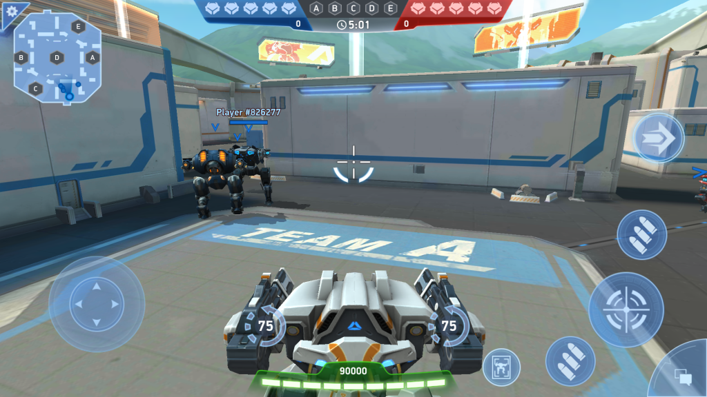 Mech Arena Robot Showdown for Android