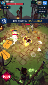 The Mighty Quest for Epic Loot на Андроид
