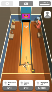 Idle Tap Bowling Android