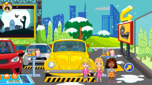 My City Love Story игра на Android