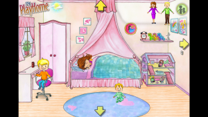 My PlayHome Play Home Doll House на Android