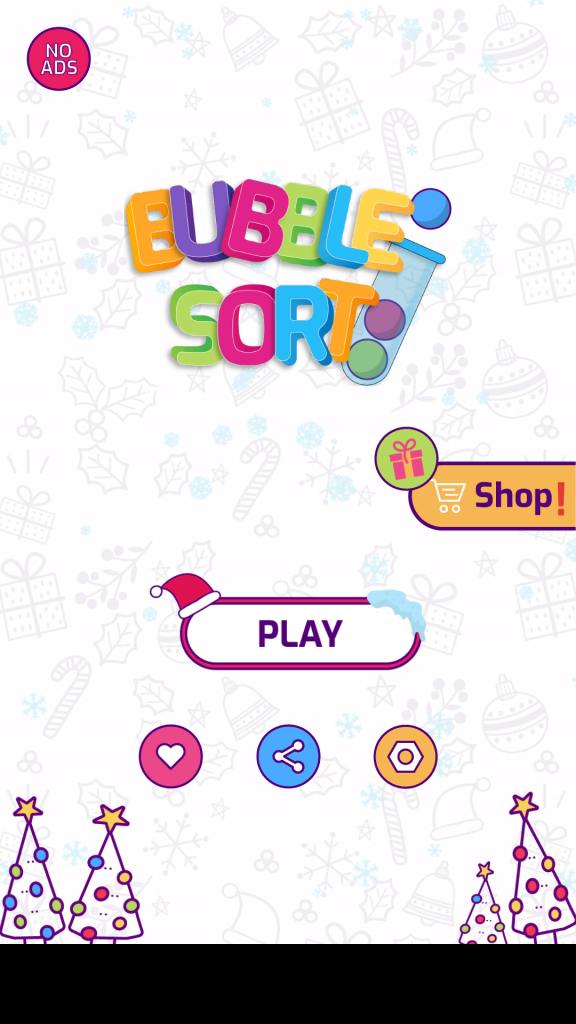 Bubble Sort Color Puzzle Game скачать на apkmen.com