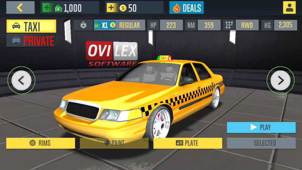 Taxi Sim 2020 на Android
