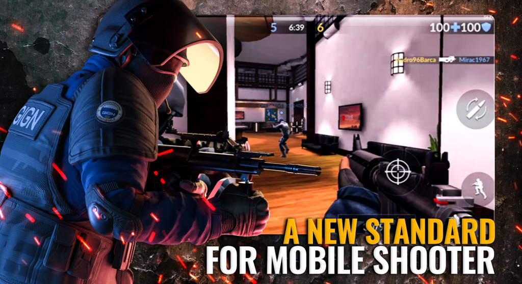 Critical Ops Reloaded скачать на android